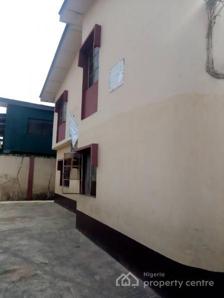 Block of 4 Flats of 3 Bedroom, No. 4, Obelawo Close Opposite Union Bank  Off Idiroko Road, Sango Ota, Ogun, Flat for Sale