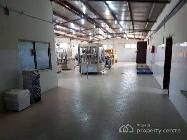 Bakery and Pure Water Factory, Abule Pan, Eluju, Ibeju Lekki, Lagos, Factory for Sale