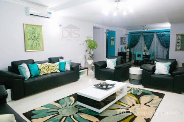 Super Luxury Fully Furnished 3 Bedroom Apartment, Ojulari Road, By 4th Roundabout, Lekki Express Way, Ikate Elegushi, Lekki, Lagos, Flat Short Let