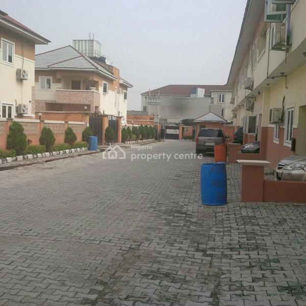 Well Finished 3 Bedroom Terrace Duplex for Sale in Admiralty Homes Estate, Admiralty Homes Estate, Off Alpha Beach Road, Opposite, Chevy View Estate, Lekki, Lagos, Terraced Duplex for Sale