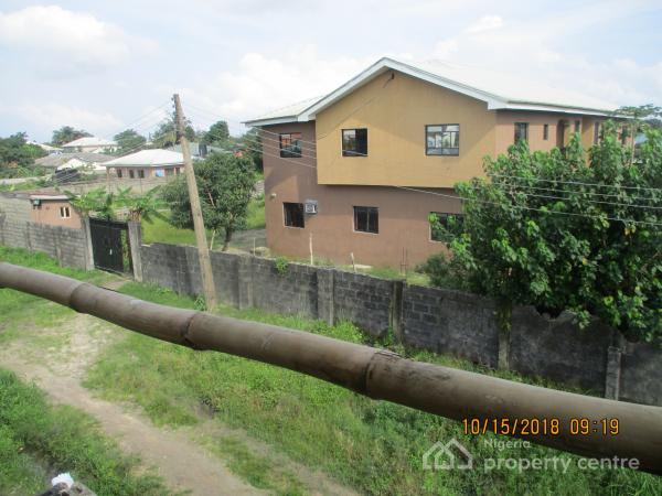 Nicely Built 4 Nos 3 Bedroom Flat, Security Printing and Minting Staff Cooperative Estate, Oke-ira Nla, Ajah, Lagos, Flat for Sale