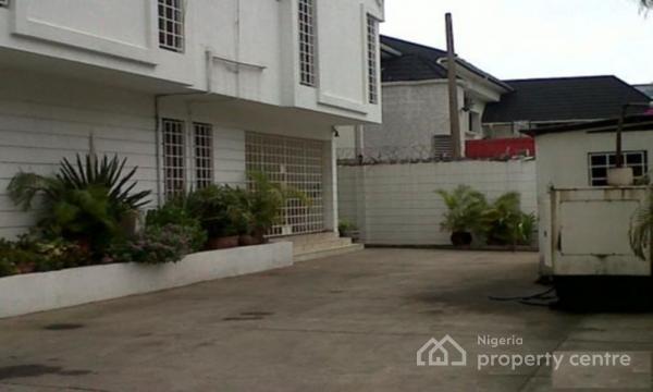 5 Bedroom Semi Duplex Marble with 3 Room Bq, Off Ademola Adetokunbo, Victoria Island (vi), Lagos, Semi-detached Duplex for Rent