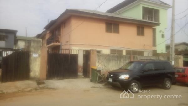 Block of 4 Flats  of 3 Bedrooms, All Rooms En Suite with Bq, Off Ramat Ogudu, Ogudu, Lagos, Block of Flats for Sale
