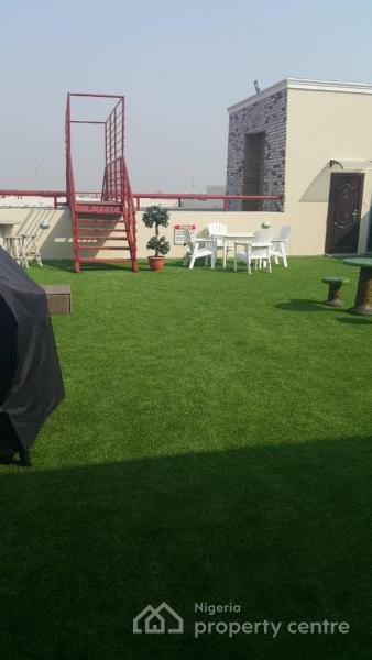 2 Bedroom Serviced Apartment with Bq. Reception Area, Rooftop Lounge and Gym/ Pool. at Agungi, Lekki, Agungi, Lekki, Agungi, Lekki, Lagos, Flat for Sale