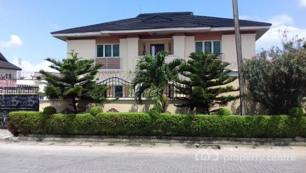 a Tastefully Finished 5 Bedroom Fully Detached Duplex with 2 Rooms Bq Sitting on 435sqm Land, Lekki Phase 1, Lekki, Lagos, Detached Duplex for Sale