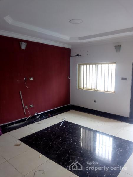 Clean 3 Bedroom Flat, Blenco Suppermarket Before Sangotedo Shoprite, Sangotedo, Ajah, Lagos, Flat for Rent