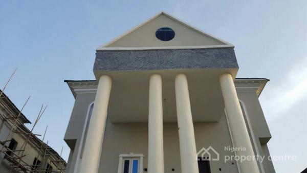 6 Bedroom Fully Detached Mansion with a Room Bq, Lekki Phase 1, Lekki, Lagos, Detached Duplex for Sale