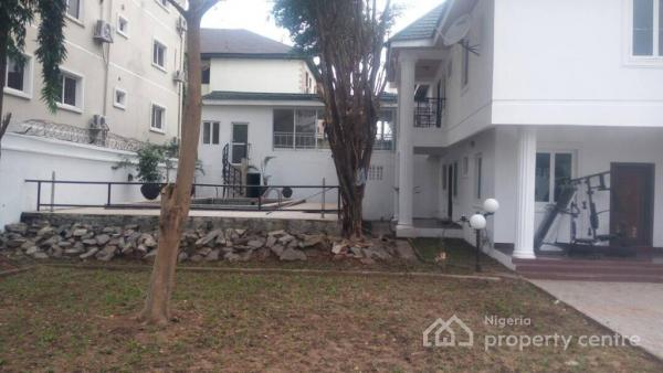 Spacious 5 Bedroom Flat, Parkview, Ikoyi, Lagos, Detached Duplex for Sale