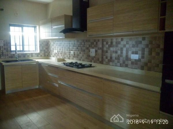 Exotic Finishing of 5 Bedroom Duplex, Parkview, Ikoyi, Lagos, Semi-detached Duplex for Sale