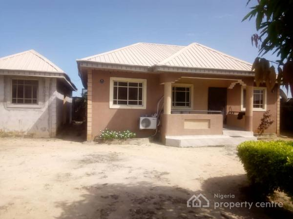 Solid 3 Bedroom Bungalow , 1 Unit of a Room Self , Security House on a Full Plot with Very Good Set Back, Dive Estate , Kajola Close to The Main Gate, Bogije, Ibeju Lekki, Lagos, Detached Bungalow for Sale