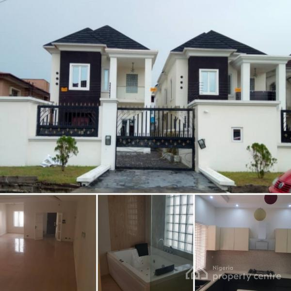 5 Bedroom Duplex, Atlantic Beach Estate Lekki, Lekki, Lagos, Detached Duplex for Sale