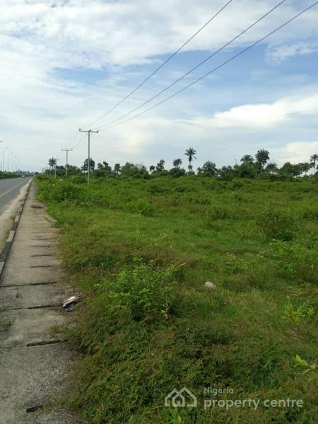 100 Plots of Land, Close to The New Unfinished Flyover, By Airport Road, Port Harcourt, Rivers, Mixed-use Land for Sale