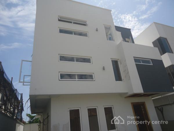 Luxury 5 Bedroom Fully Detached Duplex with Excellent Facilities, Lekki Phase 1, Lekki, Lagos, Detached Duplex for Sale