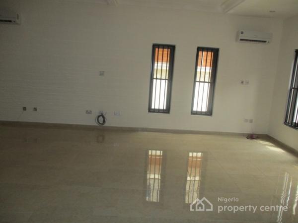 Serviced 4 Bedroom Terraced Duplex with Bq, Osapa, Lekki, Lagos, Terraced Duplex for Rent