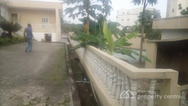 17 Rooms Mansion on 1 Acre of Land, Adeniyi Jones, Ikeja, Lagos, Detached Duplex for Sale