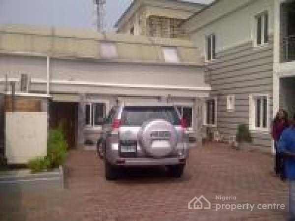 5 Bedroom Duplex with 2 Units of 3 Bedroom Flats, Lekki Phase 1, Lekki, Lagos, Detached Duplex for Sale
