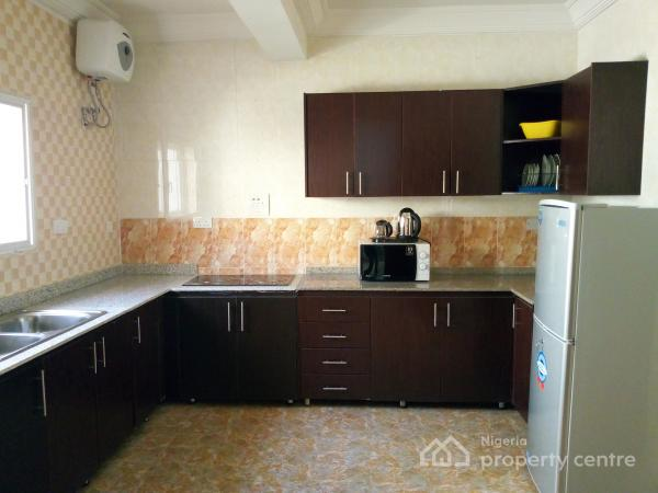 Furnished and Serviced Three Bedroom Apartment, Aminu Kano Crescent, Wuse 2, Abuja, Flat Short Let