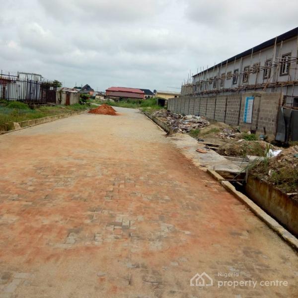 700smq of Dry Land, Bishop Edward Benson Street, Gra, Ogudu, Lagos, Mixed-use Land for Sale