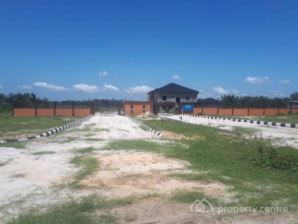 Prime Location Land, Adjacent Entrance Gate of The Free Trade Zone, Iberekodo, Ibeju Lekki, Lagos, Residential Land for Sale