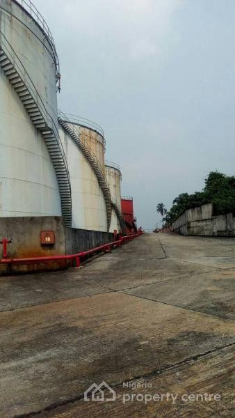 Tank Farm, Portside, Calabar, Cross River, Tank Farm for Sale