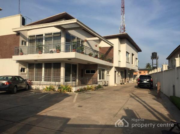 Luxury 2 Bedroom Apartment with Bq, Off Lanre Awolokun Street, Gbagada Phase 2, Gbagada, Lagos, Flat for Rent