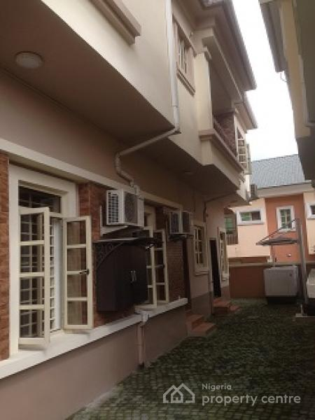 Luxury 5 Bedroom Detached with Bq, Osapa, Lekki, Lagos, Detached Duplex for Sale