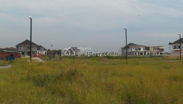 Full Plot of Land (600 Sqm)  in Lake View Park 2 Estate - 38 Million, Lake View Park 2 Estate, Along Orchid Hotel Road, Immediately After Chevron Toll Gate,, Lafiaji, Lekki, Lagos, Residential Land for Sale