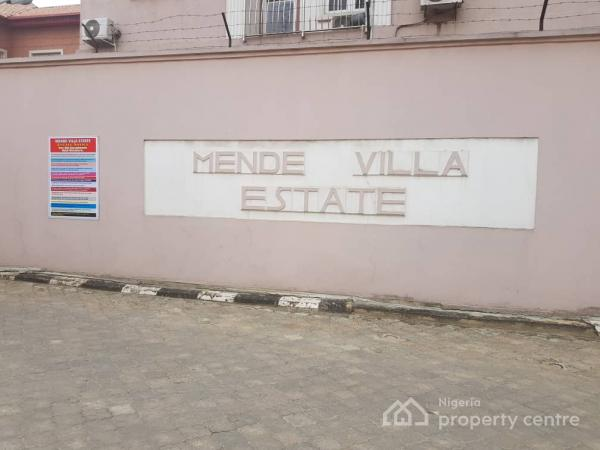 4 Bedroom Terrace Duplex with Bq and Modern Facilities, Mende Villa, Mende, Maryland, Lagos, Flat for Sale