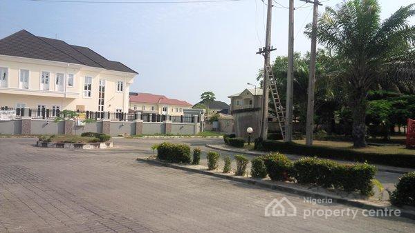 Serviced Plots of Land (705 Sqm), Mayfair Gardens Estate, Awoyaya, Ibeju Lekki, Lagos, Residential Land for Sale