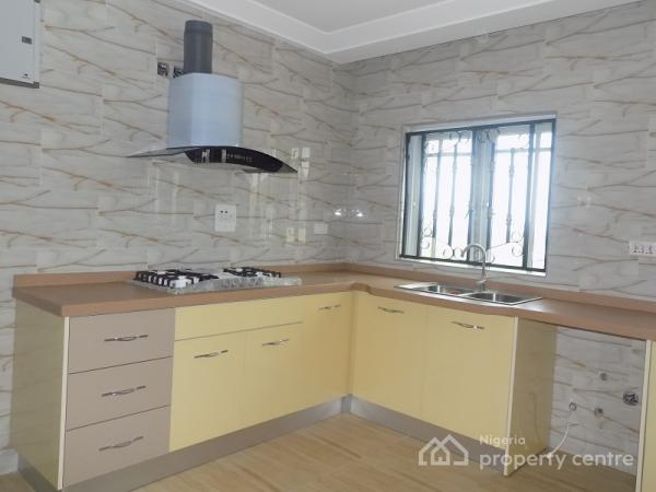 4 Bedroom Terrace Duplex with Boys Quarters, Off Elf Bus Stop, Lekki Phase 1, Lekki, Lagos, House for Sale