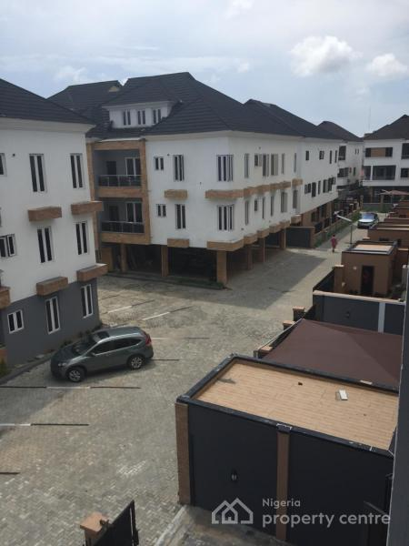 4 Bedroom Terraced, Parkview, Ikoyi, Lagos, Terraced Duplex for Rent