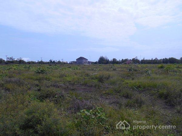Serviced 2 Plots of Land (1,000 Sqm), Fountain Springville Estate (developed By Hfp) , Behind Novare Mall (shoprite), Close to Emperor Estate, Sangotedo, Ajah, Lagos, Residential Land for Sale