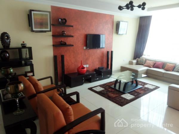 Spacious 3 Bedrooms Terrace Maisonette with Excellent Facilities, First Avenue, Old Ikoyi, Ikoyi, Lagos, Terraced Duplex for Rent