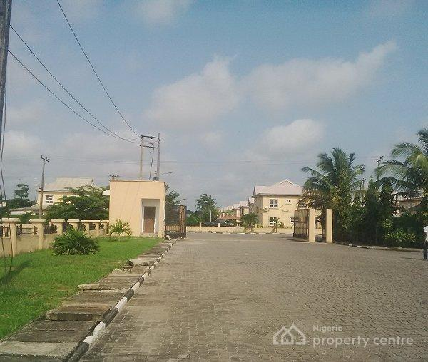 800 Sqm Plot of Land, Northern Foreshore Estate, Along Chevron Drive,close to, Chevy View Estate, Lekki, Lagos, Residential Land for Sale