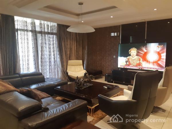 Exclusive 3 Bedroom Apartment, 1004, Victoria Island (vi), Lagos, Flat Short Let
