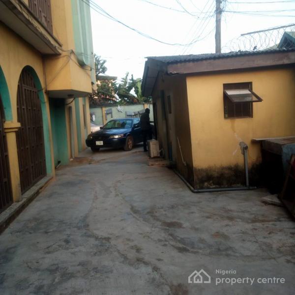 Solidly Built 3 Bedroom Block of 6 Flats, Off Jimoh Bus Stop, Akowonjo, Alimosho, Lagos, Block of Flats for Sale