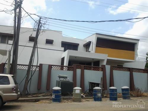 Magnificent 23 Bedroom Property With Underground Warehouse And Offices ,perfect For Hotel, Ikeja, Lagos, 20 Bedroom Commercial Property For Sale