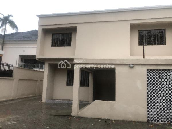 Spacious 5 Bedroom Duplex in Maitama with Parking for 10 Cars, Maitama District, Abuja, Semi-detached Duplex for Sale
