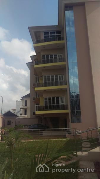 Luxury 3 Bedroom Flats with Bq and Swimming Pool Code Visland, 9,olagunsoye Oyinlola Street, Abacha Estate (2nd Avenue), Old Ikoyi, Ikoyi, Lagos, Detached Duplex for Rent