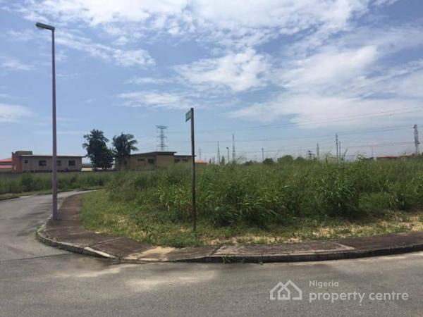Corner Piece 983sqm Plot of Land, Royal Gardens Estate, Ajah, Lagos, Residential Land for Sale