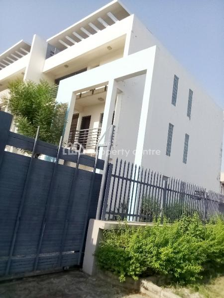 4 Units of 4 Bedroom Terraced Duplex and a Swimming Pool, Off Admiralty Castle Temple, First Roundabout, Lekki Phase 1, Lekki, Lagos, Terraced Duplex for Sale