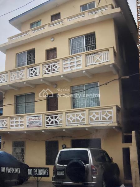 a Story Building of Block of Flats on a Plot of Land, Elegbeta, Apongbon, Lagos Island, Lagos, Block of Flats for Sale