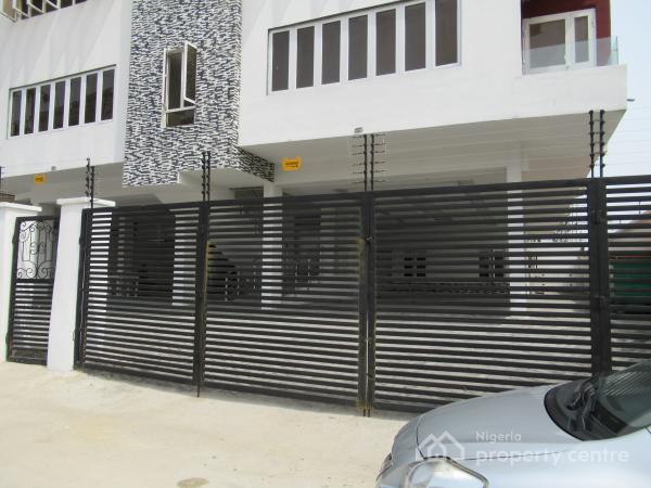 En Suit 3 Bedroom Flat+ 1 Detached Servant Quarters, Mojisola Onikoyi Street, Banana Island, Ikoyi, Lagos, Flat for Sale