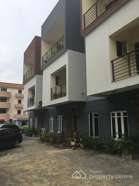 Luxury 4 Bedroom Duplex, Parkview, Ikoyi, Lagos, Terraced Duplex for Sale