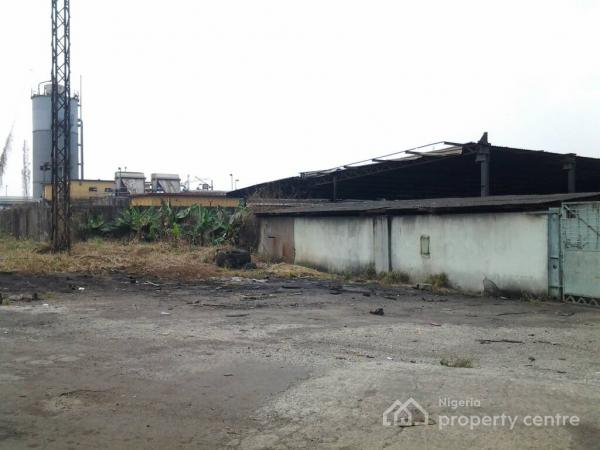 Industrial Property on 25 Acres of Land, Off Acme Road, Ogba, Ikeja, Lagos, Factory for Sale