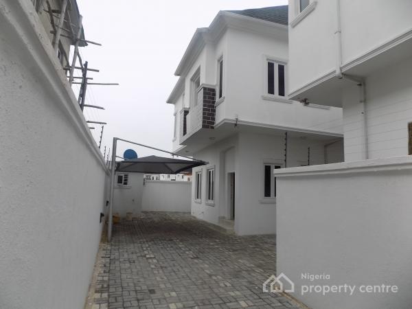 5 Bedroom Fully Detached Duplex with Boys Quarter, Lekki Expressway, Lekki, Lagos, Detached Duplex for Sale