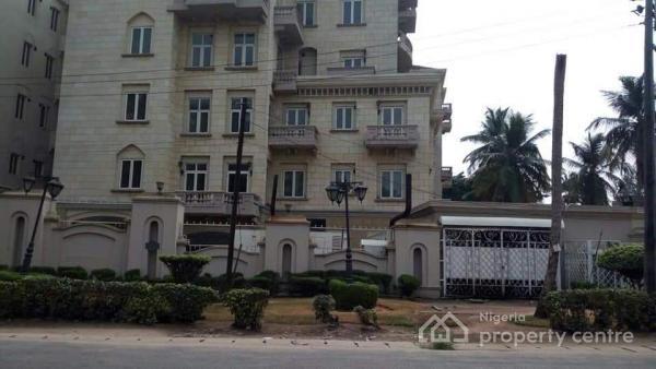 Luxury 2 Blocks of 30 Units of 3 Bedroom Flats, Olu Holloway, Old Ikoyi, Ikoyi, Lagos, Block of Flats for Sale