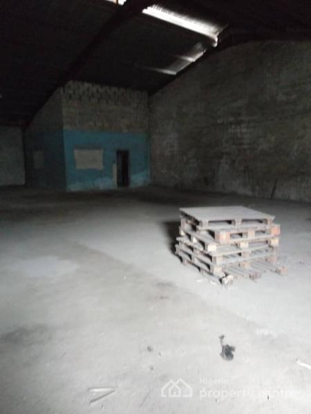 Warehouse, Off Eric Moore Road, Eric Moore, Surulere, Lagos, Warehouse for Rent
