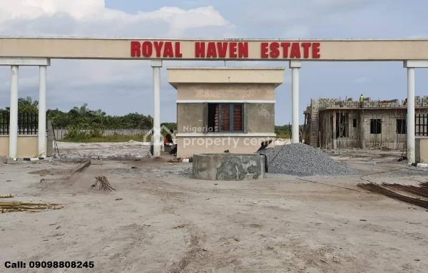 Buy and Build Land, Royal Haven Estate., Abijo Gra, Ajah, Lagos, Land for Sale