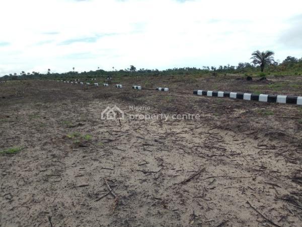 Land at Abijo Gra, Buy and Build- Royal Haven Estate., Ajah, Lagos, Land for Sale